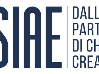 Pagamento SIAE: Proroga scadenza del pagamento dei diritti al 22/03/2019