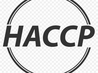 Ultimissime Iscrizioni per il corso H.A.C.C.P.