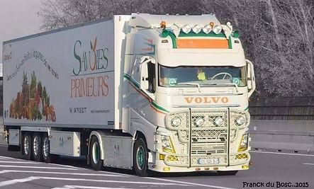 Trans SP Savoies Primeurs Transport