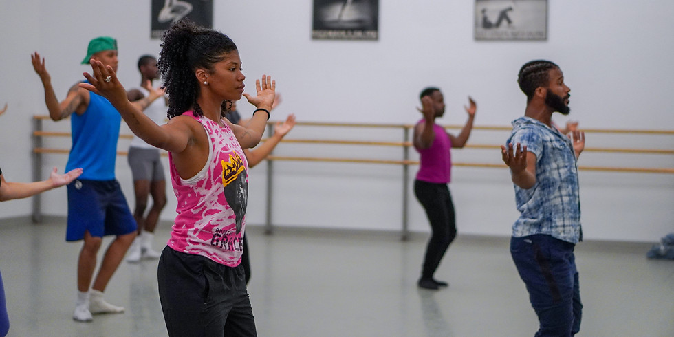 Ailey Extension (Advanced Beginner Contemporary)