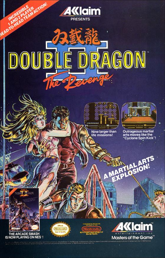 S1 EP4 Double Dragon 2; The Revenge/Arcade Ports