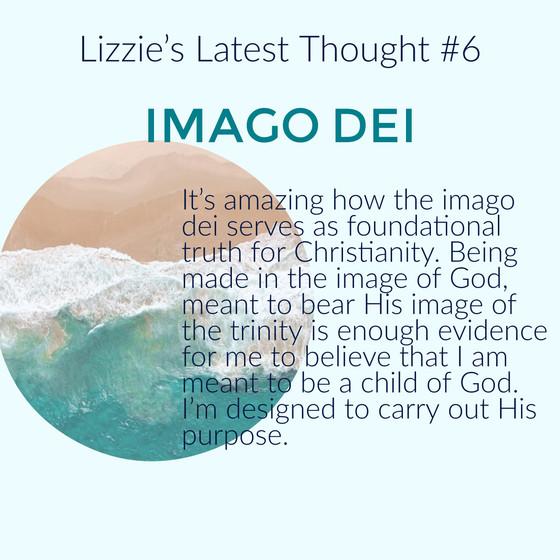 Lizzie's Latest #6