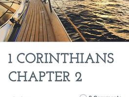 1 Corinthians Chapter 2