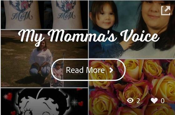 My Momma's Voice