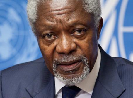 This Day in Debate History: Kofi Annan (4/8/20)
