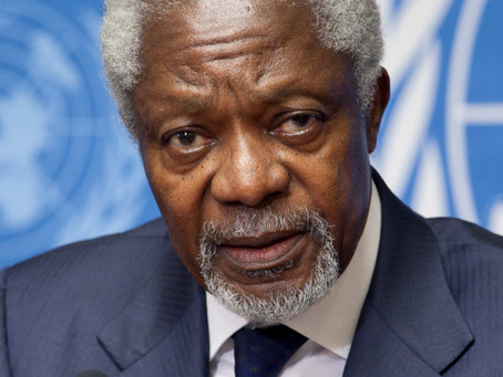 This Day in Debate History: Kofi Annan (4/8/20)