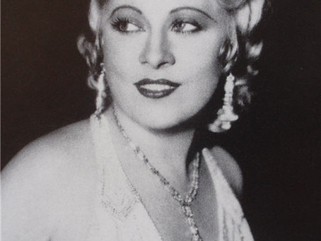This Day in Debate History (April 19th)!  Mae West Arrested for exercising 1st Amendment Rights.