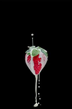 Splash Erdbeere