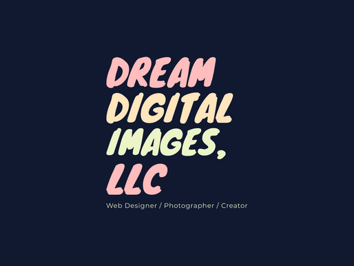 Web Designer - Dream Digital Images, LLC.