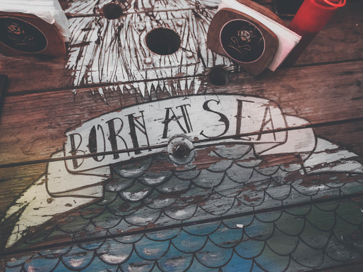 Born at Sea - Salt Marina Food Truck