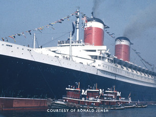 65 Years Ago Today, the SS United States Set Out on Her Maiden Voyage