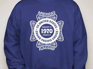 New limited edition SS United States Sweatshirts are available now