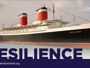 Flagship FAQS: Why doesn't the Conservancy repaint the SS United States?