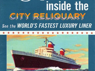 SS UNITED STATES EXHIBIT: June 29th - August 20th in Brooklyn, NY