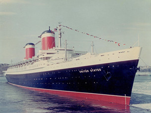 SS United States: The Original Transformer