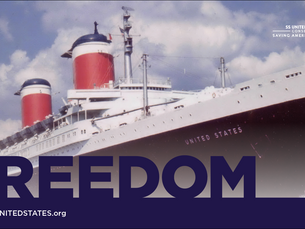 Conservancy Southeast Chapter Celebrates Maiden Voyage of the SS United States
