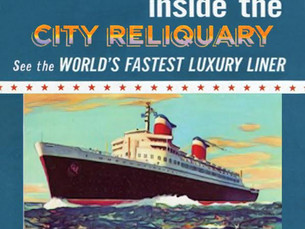 Brooklyn SS United States exhibit runs through this Sunday, September 24th