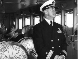 The Life of Harry Manning, First Captain of the SS United States