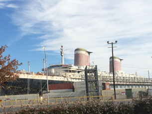 What does a Range Rover have in common with the SS United States?
