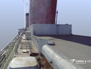 Gibbs & Cox's 3D Scans of the SS United States (Part 5)