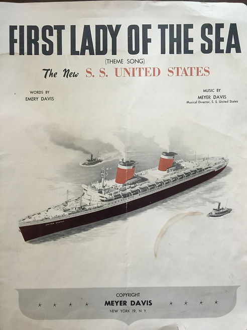 The SS United States, First Lady of the Sea | WE ARE THE
