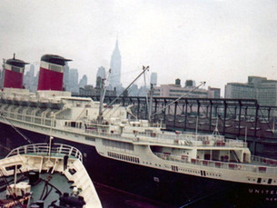 "The Advocate-Messenger: ""Personal Effects"" featuring the SS United States"