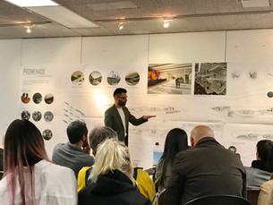 Rehabilitating The SS United States: A Senior Thesis Design Project