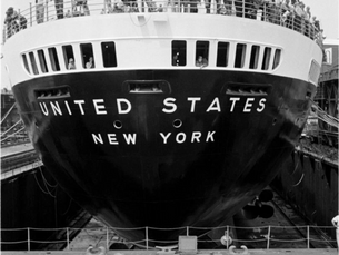 Memories from Preston Guy Moore, who helped build the SS United States
