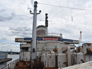 Join the SS United States Artists' Tours June 24th & July 15th!