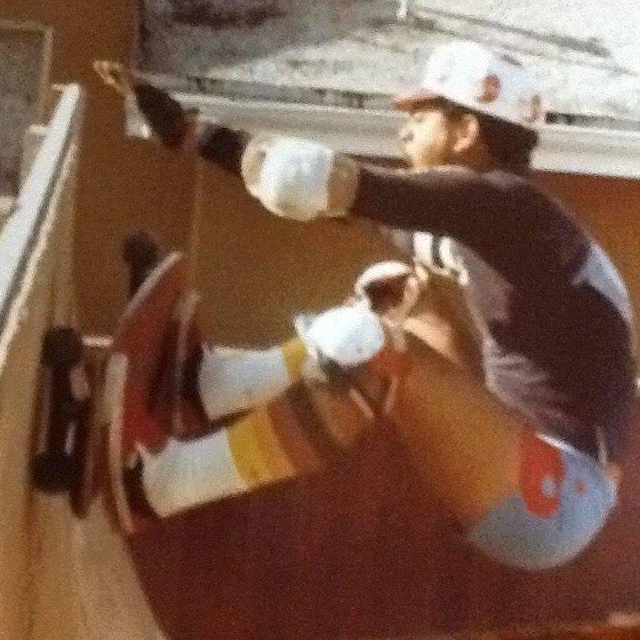 Norm Robinson 1983