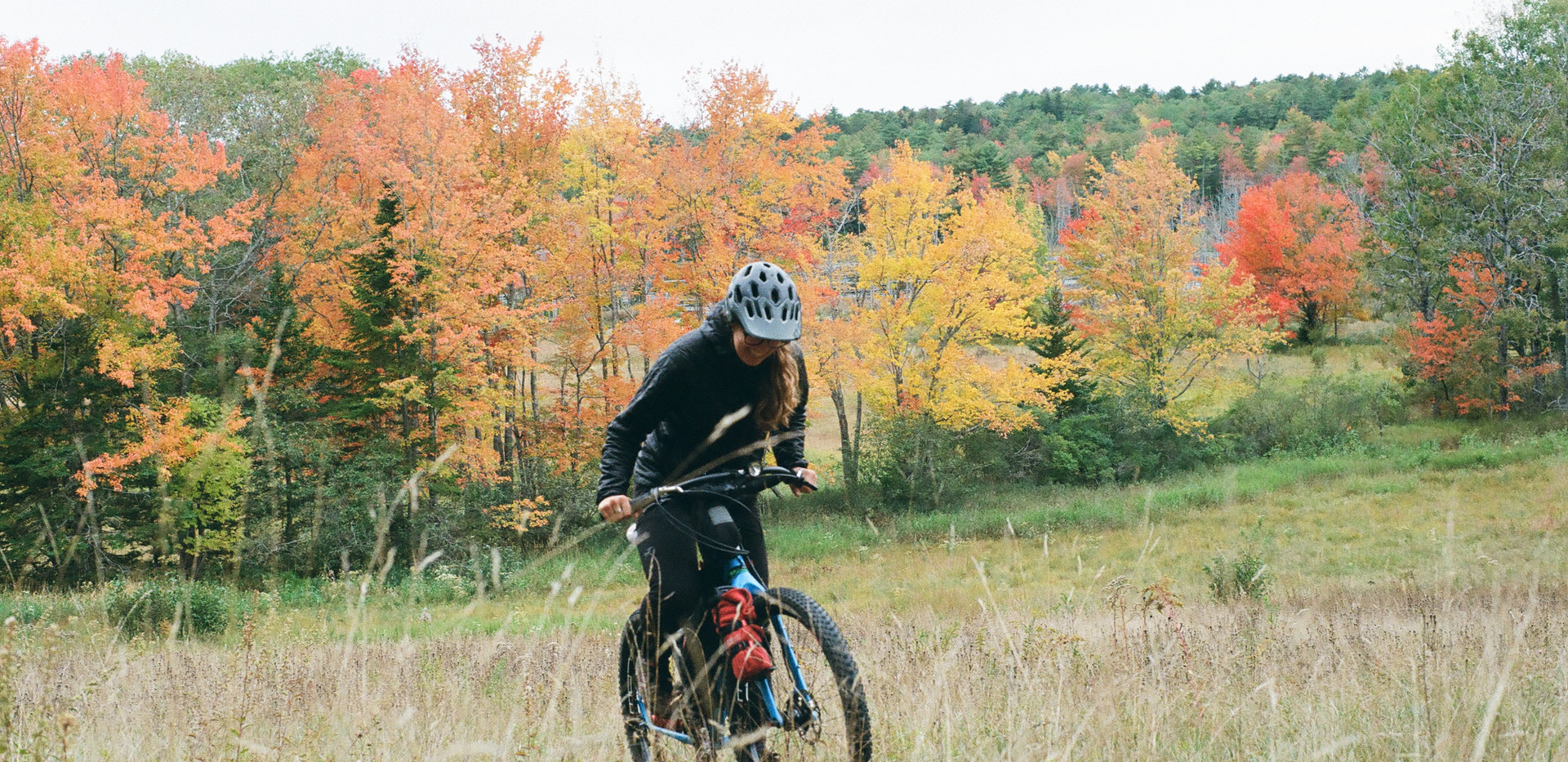 Fall exploration in Maine