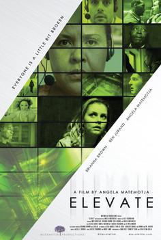 Elevate movie poster