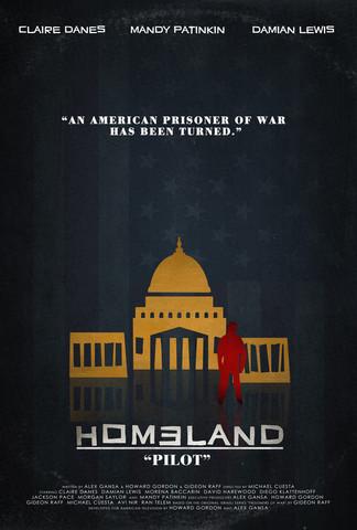 Homeland Episodic Poster