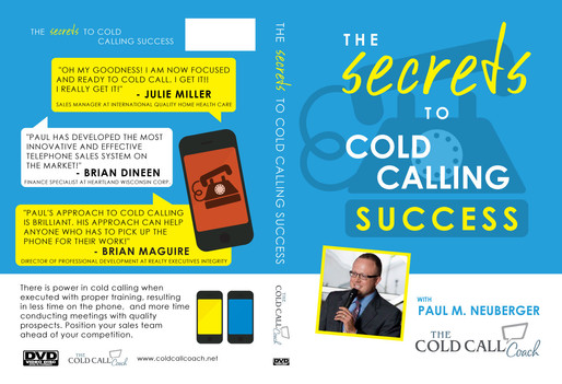 Cold Calling DVD
