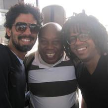 w/ Filó Machado & Rubem Farias