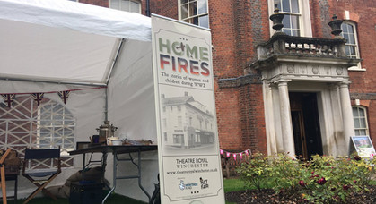Home Fires at HODs