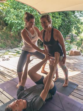 Acro-Yoga Sessions