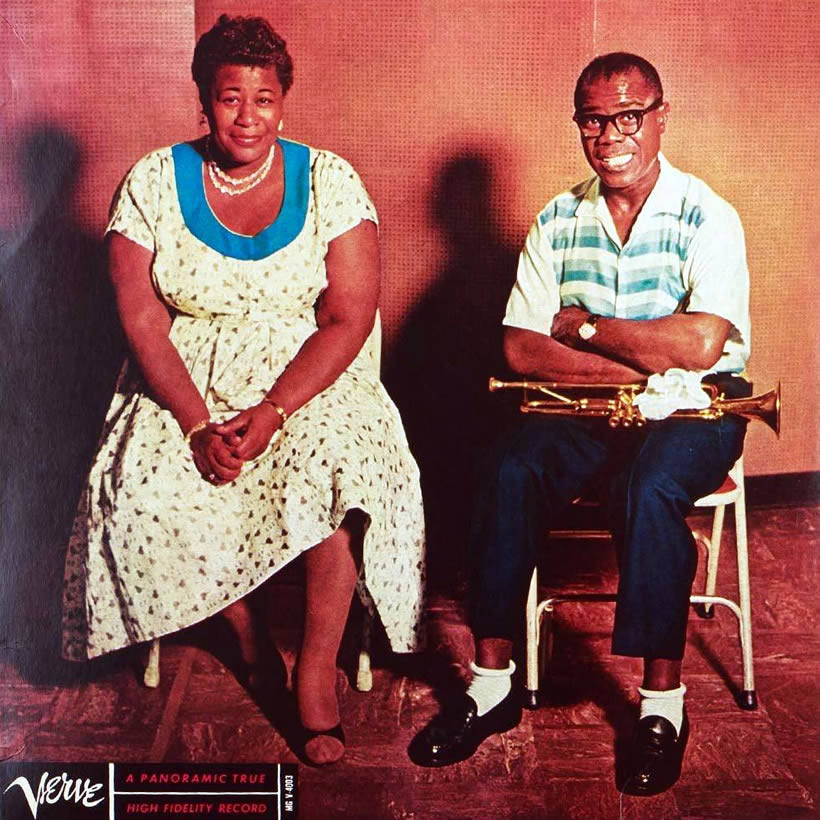Ella Fitzgerald Luis Amrstrong