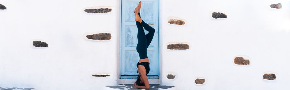 Find Balance in Life With Yoga