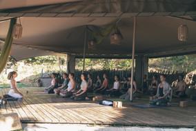 Morning Meditation In Pelion Homes