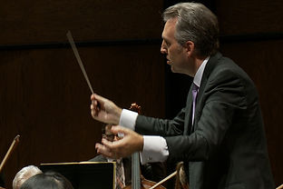 Greg Conducting More Beethoven 3x2 (1 of