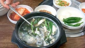 Delicious Korean foods