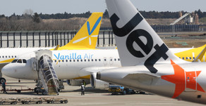 Low-Cost Carrier flights increasing