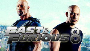 The Fast and the Furious 8: The Fate and the Furious
