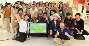 NHK HAIKU MASTERS Talk Session at SU