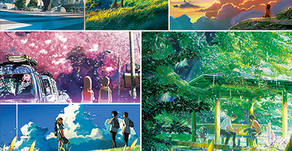 Shinkai Makoto Exhibition
