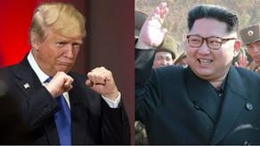America vs North Korea