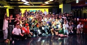 Universities Dance-Off for Arukita Cup