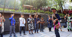 URESPA Club Visits Indigenous Taiwanese