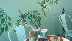 Korean Cafés